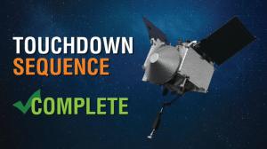En VIDEO: Sonda Osiris-Rex de la Nasa entró en contacto con el asteroide Bennu