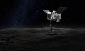 Nasa alertó que la sonda Osiris-Rex ha perdido algunas muestras del asteroide Bennu