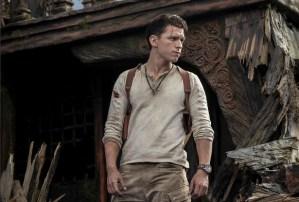 """Revelan la primera imagen de Tom Holland como Nathan Drake en la película """"Uncharted"""""""