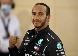 Hamilton gana el GP de Baréin tras terrorífico accidente de Grosjean