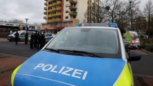 Un ataque con un cuchillo deja varios heridos en Fráncfort