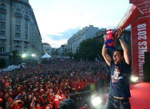 Se retira un grande: El español Gabi, capitán del Atlético de Madrid le dice adiós al fútbol
