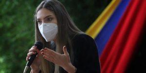Fabiana Rosales felicitó a Paola Pérez tras su participación en Tokio