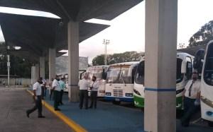 Así amanecen los terminales este #30Nov: Transportistas ven complicado reinicio de operaciones