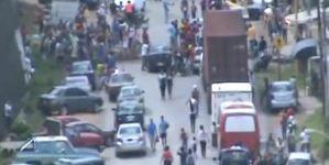 En Carúpano protestan reclamando tras cinco meses sin gas doméstico ni agua