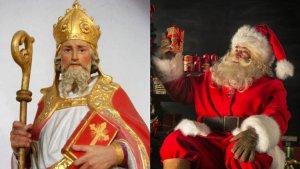 El largo camino que llevó a San Nicolás de obispo a Papá Noel, la ilusión de los niños en Navidad