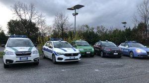 Operación policial en Italia contra red internacional de inmigración clandestina