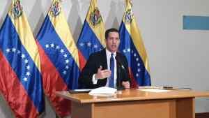 Guaidó: Nadie va a reconocer los resultados de las elecciones fraudulentas del #6Dic