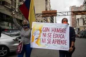 Profesores universitarios venezolanos no se pueden dedicar exclusivamente a la docencia