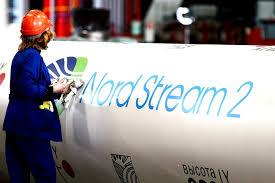 """EEUU pide """"moratoria"""" para la construcción del gasoducto Nord Stream 2"""