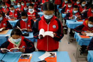 Preocupa un nuevo brote en China del altamente contagioso norovirus