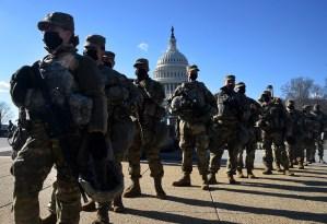 EEUU eleva el nivel de alerta por posible violencia de extremistas antigubernamentales