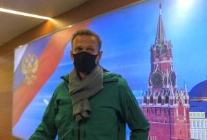 """Médicos rusos urgen a Navalny a detener """"inmediatamente"""" su huelga de hambre"""
