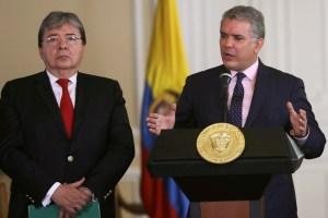 Presidente Iván Duque lamenta la muerte de Carlos Holmes Trujillo: No puedo expresar el dolor que tengo