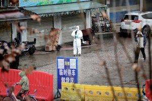 """Cómo está hoy el mercado de Wuhan, la """"zona cero"""" donde surgió el Covid-19"""