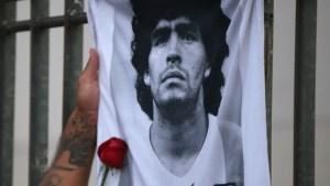 Rendirán homenaje a Maradona en el Argentina-Chile en la Copa América