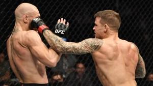 Impactante derrota por nocaut de Conor McGregor ante Dustin Poirier en la UFC (Videos)