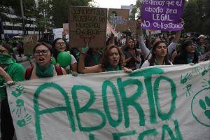 México descarta impulsar la despenalización del aborto