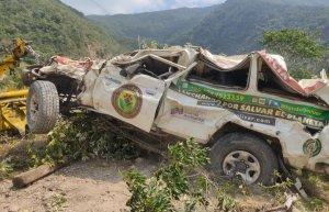 Al menos tres muertos y tres heridos tras accidente de tránsito en Táchira (Fotos)