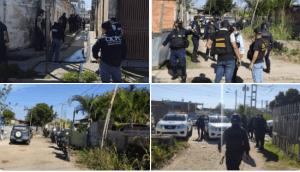 Fuerte enfrentamiento en Las Palmitas dejó al menos 11 antisociales abatidos