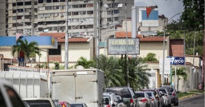 En Bolívar despachan gasolina dos días cada dos semanas
