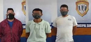 """Cicpc desmanteló banda """"Los Panaderos"""" por diversos delitos en el Táchira"""