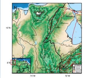 Se registró sismo de 3.2 en Machiques, estado Zulia #10Ene