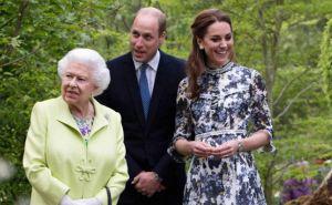 El detalle que tuvo Isabel II con los duques de Cambridge en pleno confinamiento