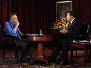 """Lo que pensaba Larry King sobre Chávez: """"Era una persona fascinante"""" (VIDEO)"""