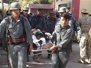 Atentado con bombas en Kabul deja saldo de dos policías muertos