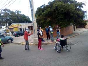 Pacientes renales protestan por falta de diálisis en Maracaibo #11Ene (FOTOS)