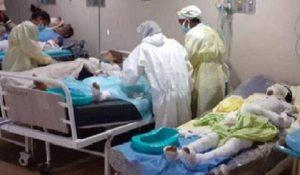 Fallece otra víctima de la explosión de bombonas de gas en Monagas que dejó más de 40 heridos