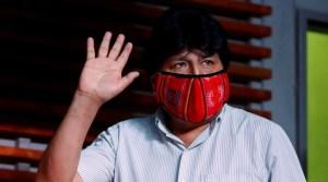 """""""Derrotamos al virus"""": Evo Morales da negativo en una nueva prueba de Covid-19"""