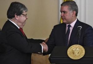 """""""Pa'lante ministro"""": Presidente Duque revela últimas palabras y momentos de Carlos Holmes Trujillo"""