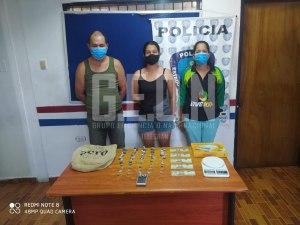 Detienen en Yaracuy a tres individuos con más de 40 envoltorios con presunta cripy