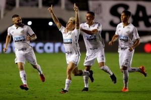 El Santos de Soteldo llegó a Río de Janeiro en busca de su cuarta Libertadores y continuar el legado de Pelé y Neymar
