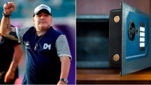 El misterio de las dos cajas fuertes que Diego Maradona dejó en Dubai