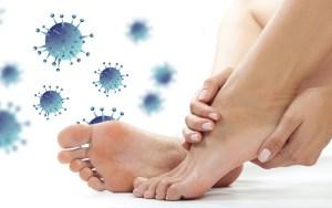 Estudios detectan que lesiones en lengua y manchas en pies y manos podrían ser síntomas del Covid-19