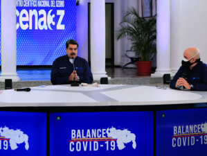 Maduro apuesta por la medicina alternativa mientras demora llegada de la vacuna
