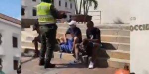 """¡Insólito! Detuvieron tres venezolanos en Colombia por atrapar palomas para """"un sancocho"""" (Video)"""