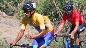 Venezolano Roniel Campos revalida su corona en la Vuelta al Táchira