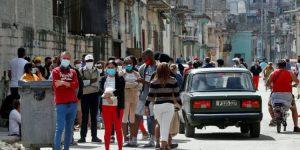 OPS: Situación de la pandemia en Cuba sigue siendo preocupante