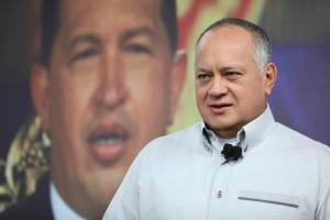 Diosdado confirmó detención de 9 personas que habrían intentado capturarlo