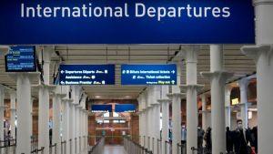 Países Bajos prohíbe los vuelos a Sudamérica y Reino Unido hasta abril