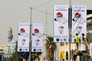 El papa Francisco emprende su viaje a Irak, el más difícil y deseado de su pontificado