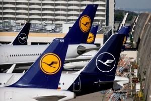 Lufthansa registra pérdida récord en 2020 debido a pandemia