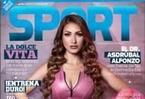 Erika Guerrero llenó de poder la nueva portada de Sport Magazine
