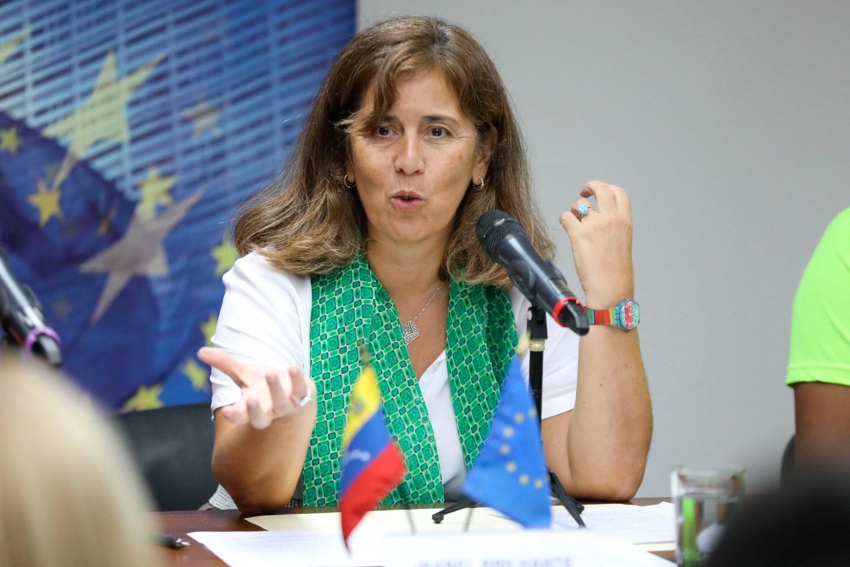 El Grupo de Contacto para Venezuela rechaza la expulsión de embajadora UE