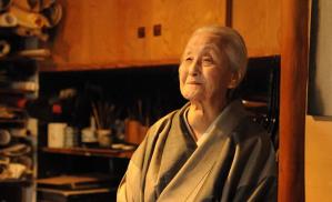 Muere a los 107 años Toko Shinoda, la reconocida vanguardista de la caligrafía japonesa