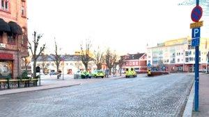 """Siete heridos por arma blanca en presunto ataque """"terrorista"""" en Suecia"""